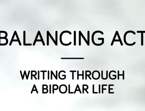 Balancing Act — Writing Through a Bipolar Life is for Sale!