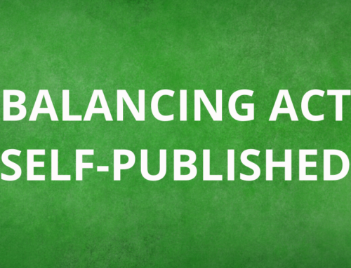 Balancing Act Self-Published to Amazon Kindle for Now