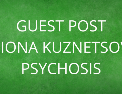 Guest Post: Aliona Kuznetsova > Recovering from Bipolar Psychotic Episodes